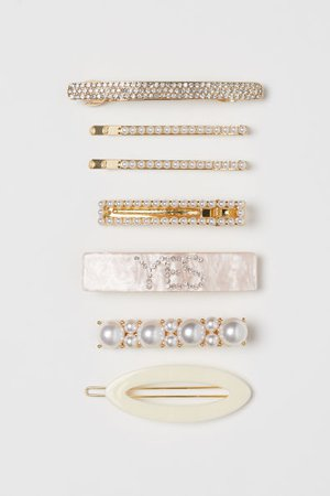 Hair Accessories | Headbands, Flowers & Clips | H&M US