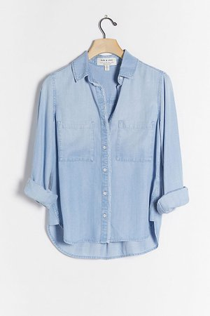 Cloth & Stone Zia Buttondown | Anthropologie