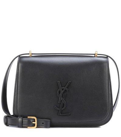 Small Spontini leather shoulder bag