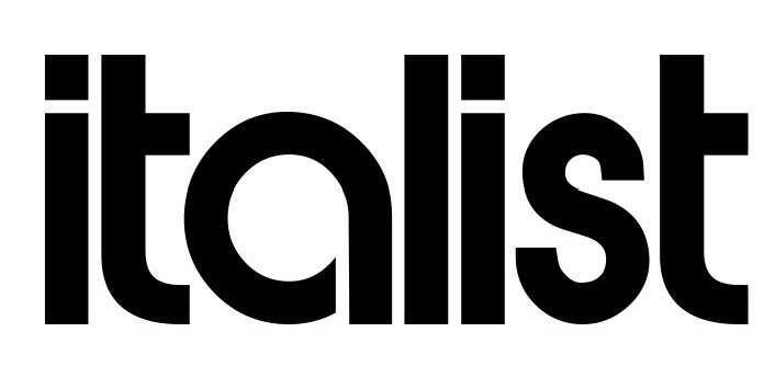 italist official contest challenge logo white