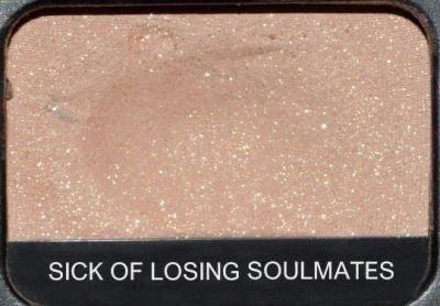 sick of losing soulmates