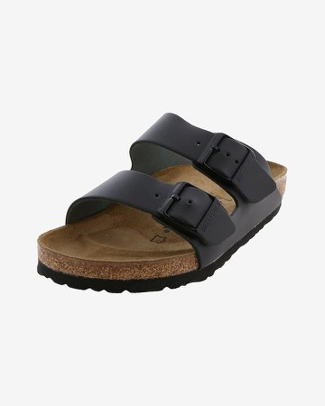 Birkenstock Arizona Leather Two-Strap Sandals