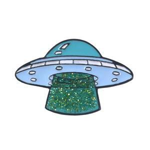 UFO Enamel Pins – WeirdGirlsClub