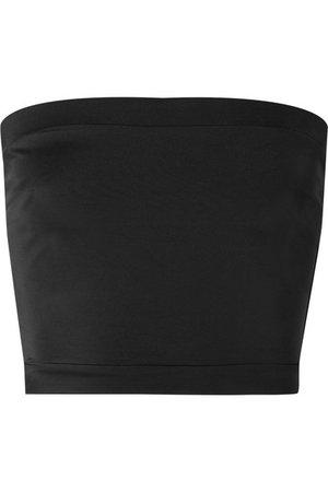 Solid & Striped | The Bella bandeau bikini top | NET-A-PORTER.COM