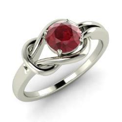 Ruby Rings For Women | July Birthstone Rings | Diamondere