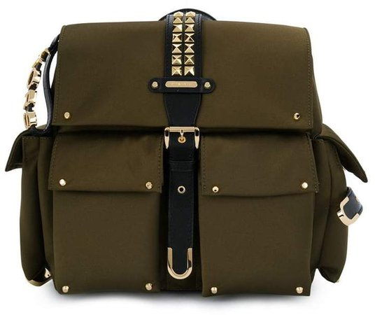 Olivia studded backpack