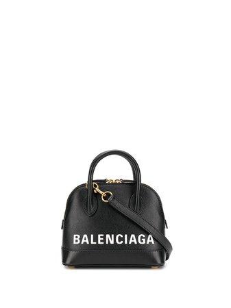 Balenciaga Ville XXS tote-väska - Farfetch