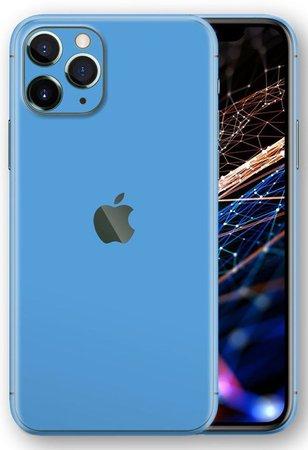 blue iPhone 11