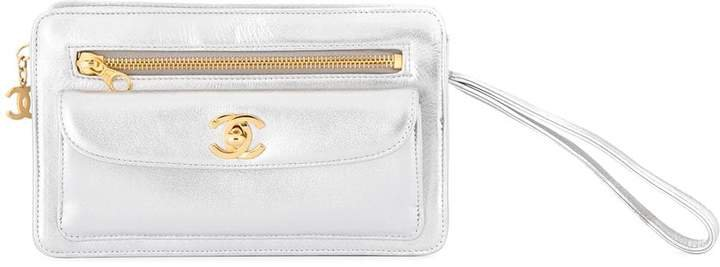 Pre-Owned 1996-1997 Clutch Hand Bag