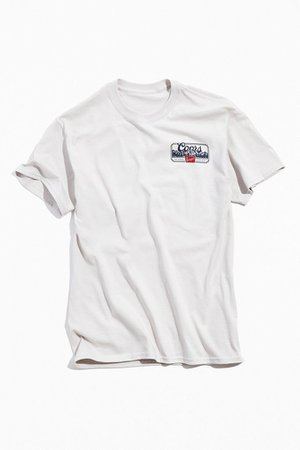 Coors Logo Tee | Urban Outfitters