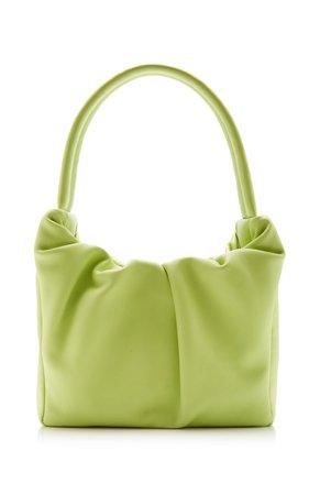 Felix Leather Top Handle Bag by Staud   Moda Operandi
