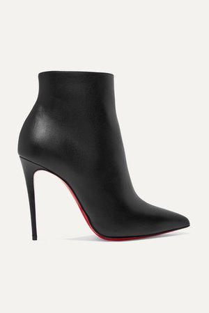 Christian Louboutin | So Kate 100 leather ankle boots | NET-A-PORTER.COM