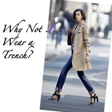 trench coat quotes - Google Search