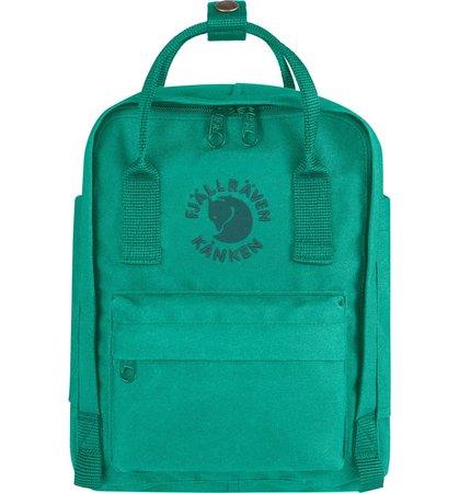 Fjällräven Mini Re-Kånken Water Resistant Backpack | Nordstrom