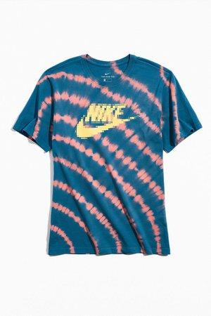 Nike Festival Tie-Dye Tee | Urban Outfitters