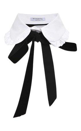 VIVETTA White Campanula Collar