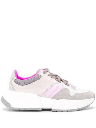 MM6 Maison Margiela colour-block Sneakers - Farfetch