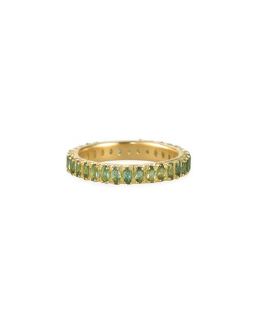 Armenta Sueno 18k Blue/Green Tourmaline Ring