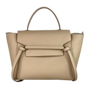Celine Nano Luggage Grey - Celine - Bag Rental - Catwalk Club