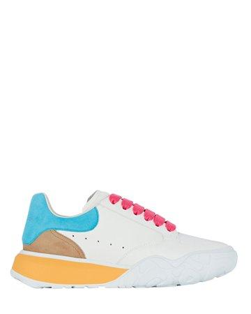 Alexander McQueen Court Sneakers   INTERMIX®