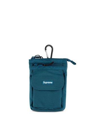 Blue Supreme Shoulder Bag - Farfetch