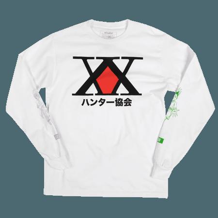 Hunter x Hunter Logo Tee – Atsuko