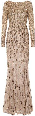 Amabel Embellished Gown