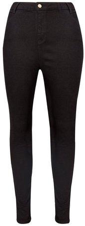 **DP Curve Black 'Shape & Lift' Jeans