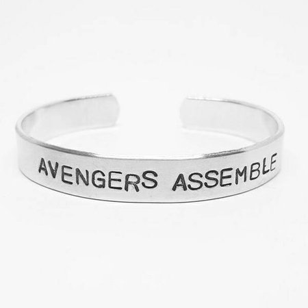 Avengers Cuff
