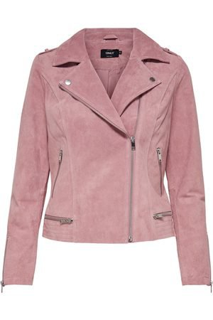 pink suede jacket - Google Search