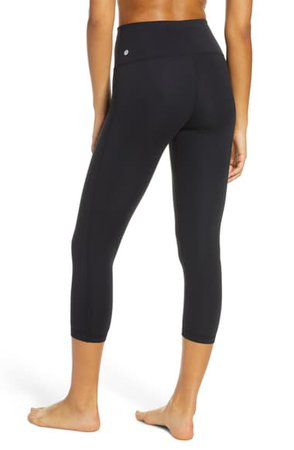 Zella Studio Crop Lite Leggings | Nordstrom