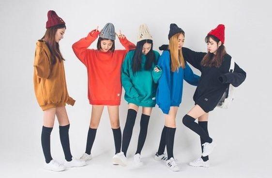 (Fake) K-Pop Girl Group STYLE