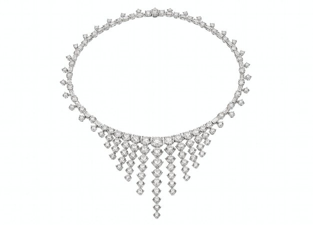 Bvlgari, Diamond Necklace