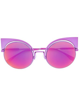 Fendi Eyewear Eyeshine Sunglasses