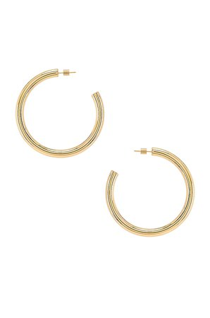 Faye XL Hoop Earrings