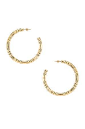 Faye XL Hoop Earrings
