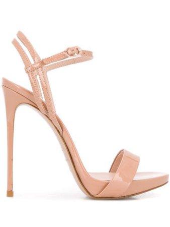 Le Silla Strappy Stiletto Sandals - Farfetch