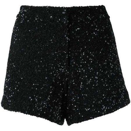 Manish Arora Sequinned Shorts ($1,023)