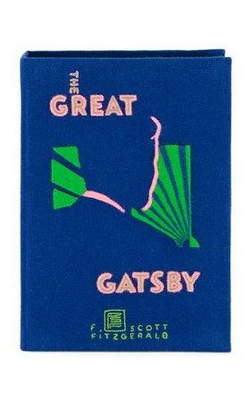 The Great Gatsby Book Clutch By Olympia Le-Tan   Moda Operandi