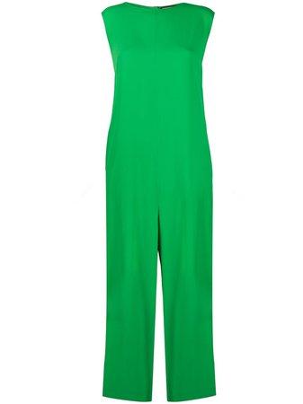 Department 5 bow-detail Sleeveless Jumpsuit - Farfetch