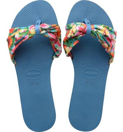 Havaianas You Saint Tropez Sandal (Women) | Nordstrom