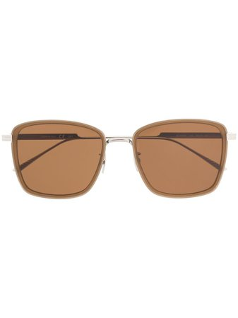 Bottega Veneta Eyewear Square Frame Sunglasses - Farfetch