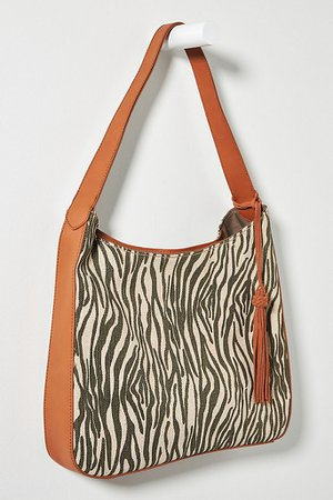 Nico Tasseled Tote Bag | Anthropologie