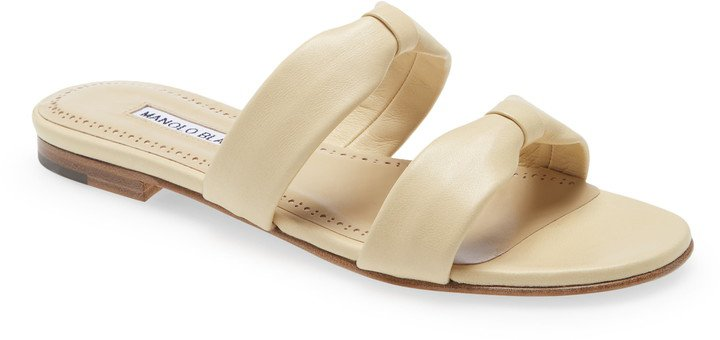 Pallera Slide Sandal