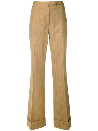 Gianfranco Ferré Pre-Owned, 1990 Pinstriped Trousers Pants