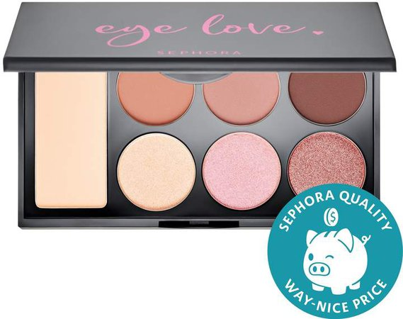 Collection COLLECTION - Eye Love Eyeshadow Palette