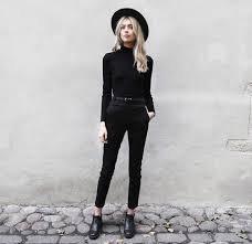 monochrome black fashion pinterest - Google Search