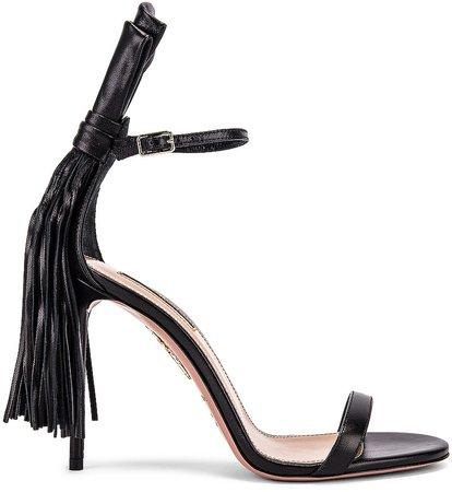 Whip It 105 Sandal in Black | FWRD
