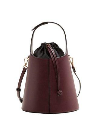 MANGO Bucket bag