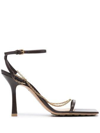 Bottega Veneta Stretch 90 mm sandals - FARFETCH